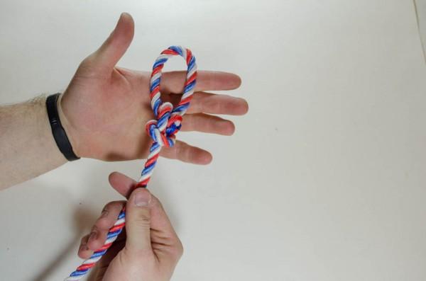 Finished Honda Knot