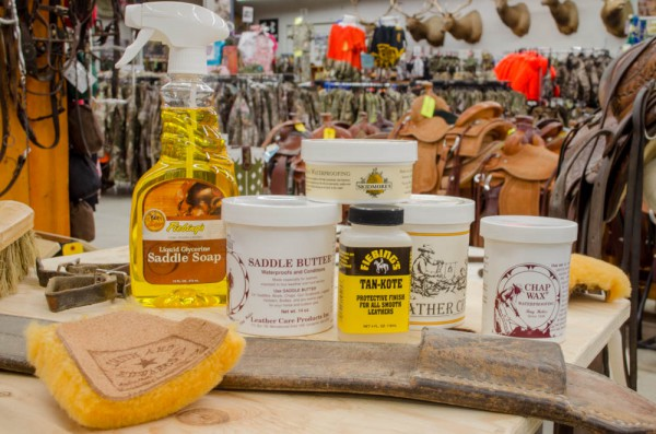 Saddle Cleaning Products