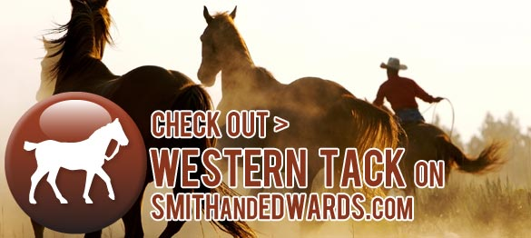 Click to check out more Western riding gear and accessories at Smith & Edwards!