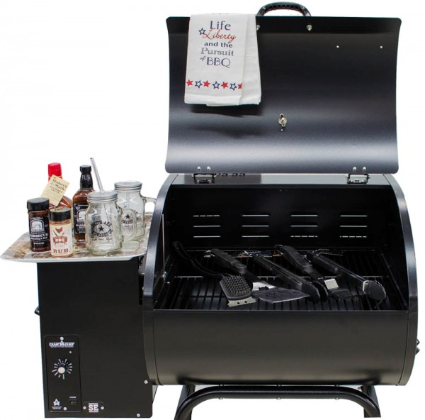 Perfect Grill Set-Up