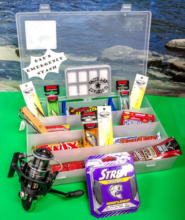 Dad's Emergency Stash