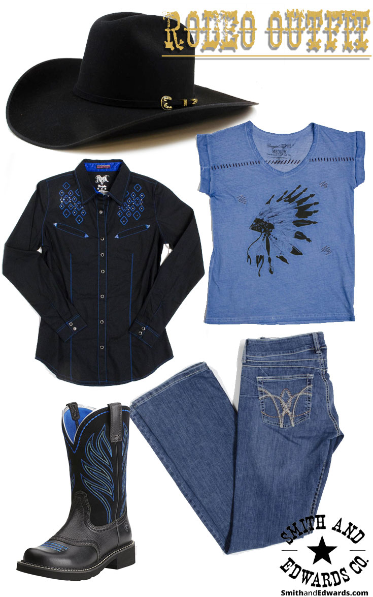 Ride Amp Cheer In These Fun Women S Rodeo Outfits Smith