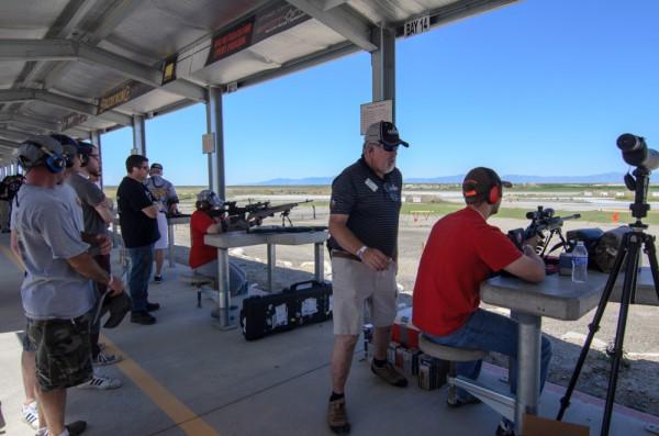 Spotting the long range targets