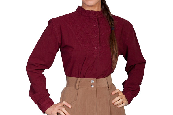 Women's Traditional Trek Blouse - 2