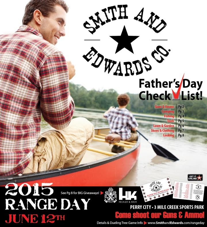 Smith & Edwards Father's Day 2015 Ad