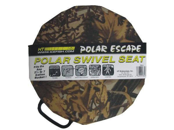 Ice Fishing Bucket Seat - an unsuspecting item you'll love having on Trek!
