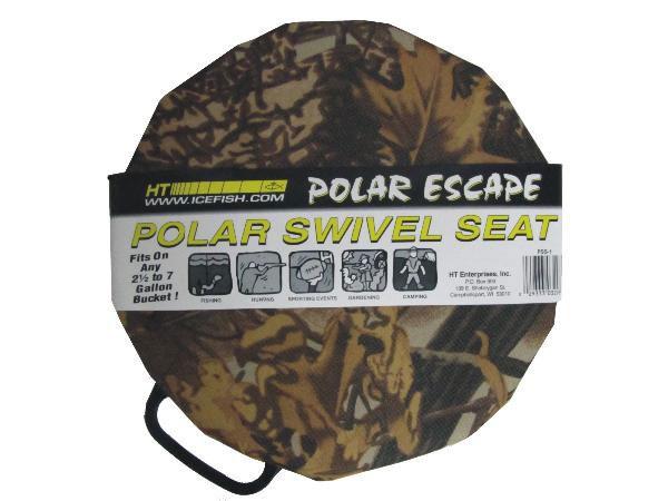 Ice Fishing Bucket Seat - an unsuspecting item you'll love having on Trek!
