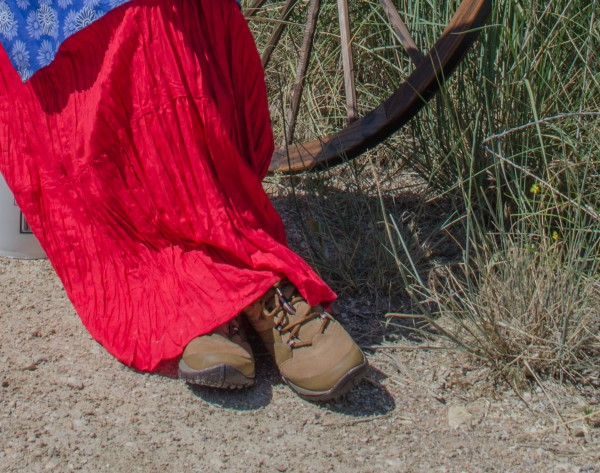 Ladies' Merrell Shoes are a great choice for Trek
