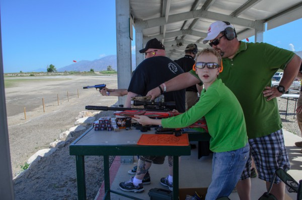 Shooting at Range Day 2015