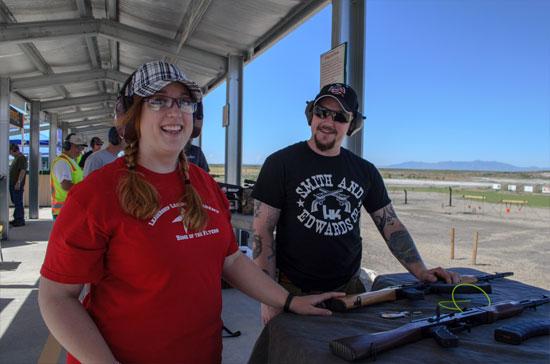 Range Day Rifle