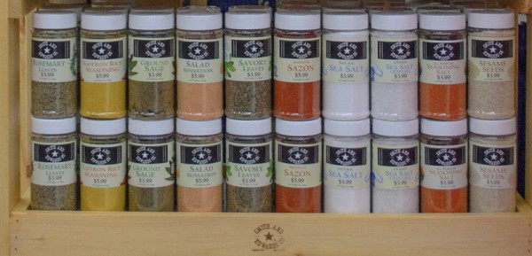 Smith & Edwards new Spices