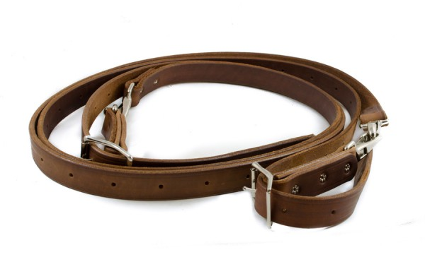 CC1662 - Smith and Edwards Criss Cross Strap Set for Lasal Pannier