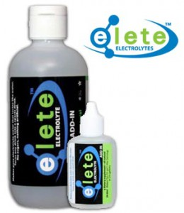 Elete Electrolytes add electolytes to your water or your drink, to help you replenish & hydrate!