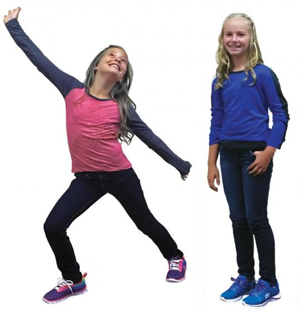 Raglan Girls Back to School outfits