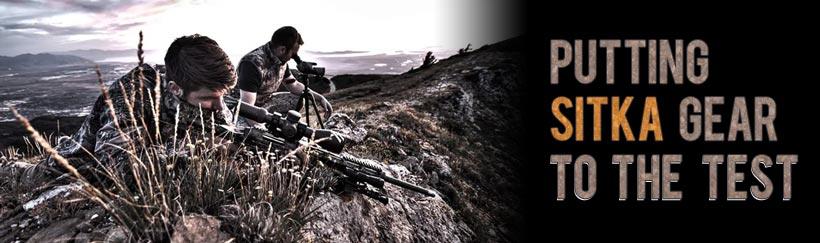 Smith & Edwards reviews Sitka Gear for Archery