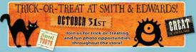 Halloween at Smith & Edwards