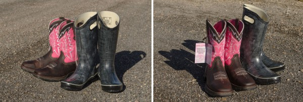 We love these women's BOGS and Durango boots!