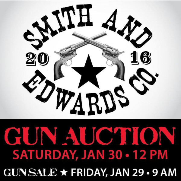 Smith & Edawrds Gun Auction 2016