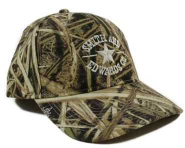 Waterfowl camo Smith & Edwards hat