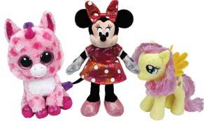 Get your girlfriend a cuddly stuffed animal!