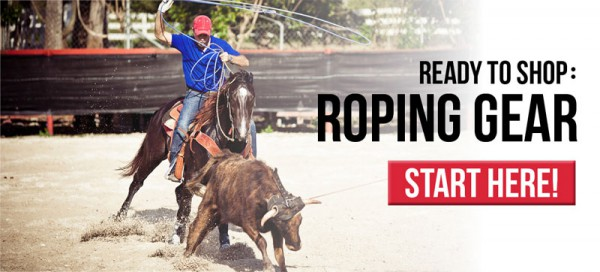 Check out Roping gear on our website!