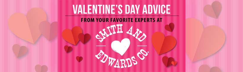 Don't Get her a Gun for Valentine's Day! Relationship tips from Smith & Edwards