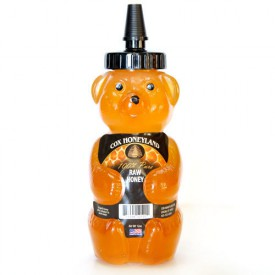 Cox Honeyland 12-ounce Honey Bear