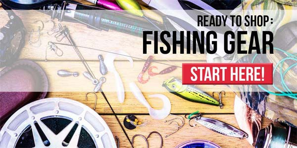 Click to shop fishing gear at Smith & Edwards!