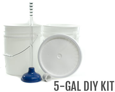 5-Gallon DIY Washing Machine Bucket kit