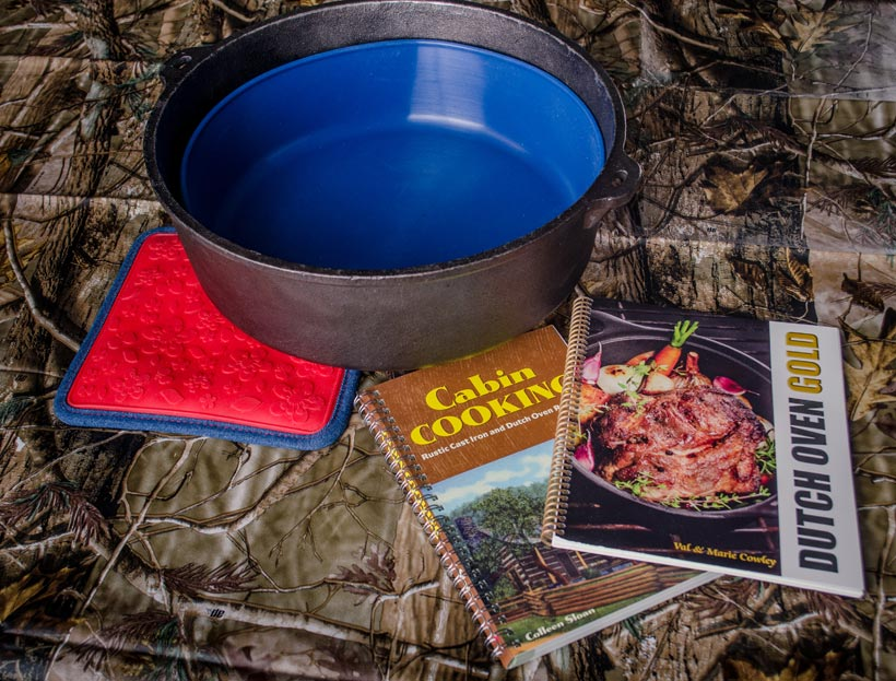 Silicone Dutch oven liner