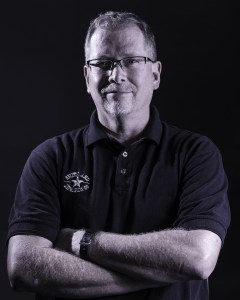 Mike Vause, designer of CarryMeGear holsters