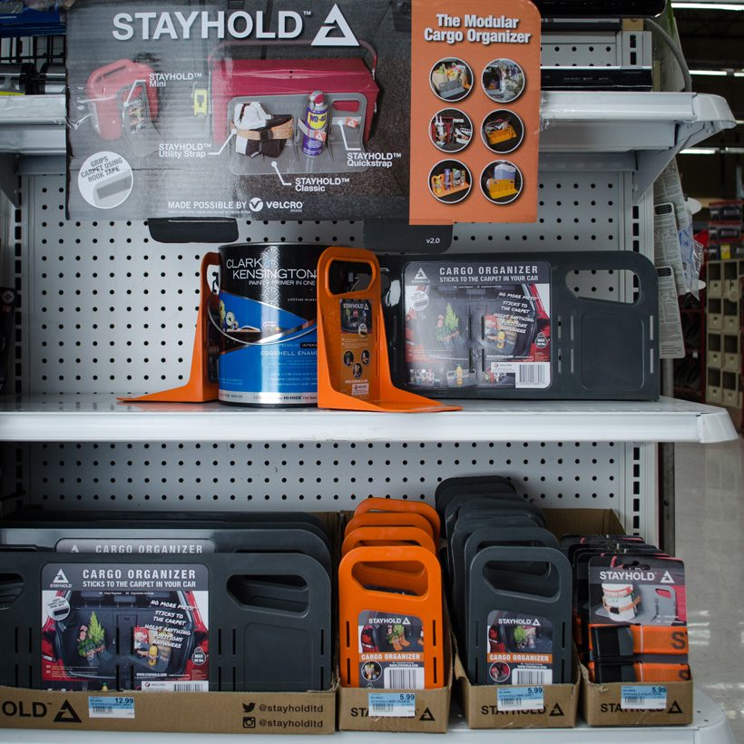 Stayhold Velcro Trunk Organizers at Smith & Edwards
