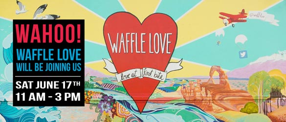 Waffle Love is joining us for Range Day 2017!!