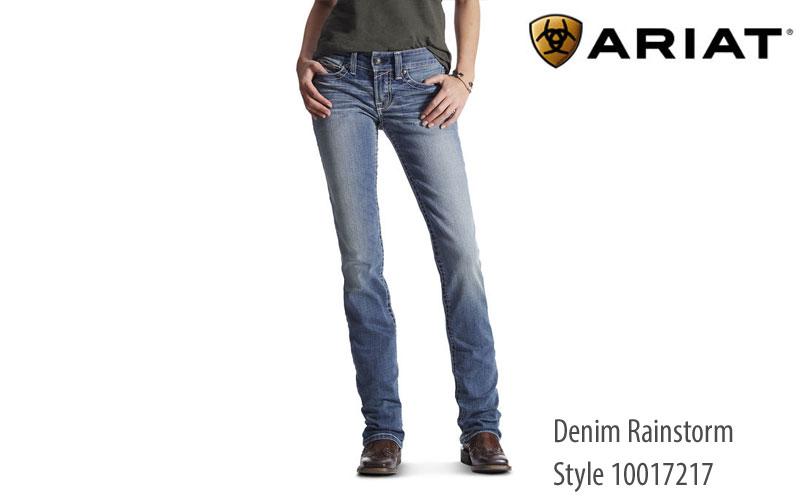 Ariat Denim Rainstorm women's regular fit jeans