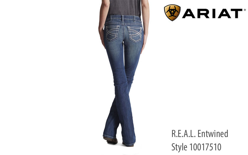 Ariat Entwined Marine women's regular fit jeans