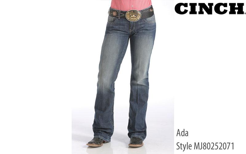 Cinch Ada women's midrise jeans