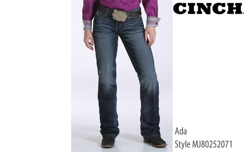 Cinch Ada Women's Relaxed Fit Jeans