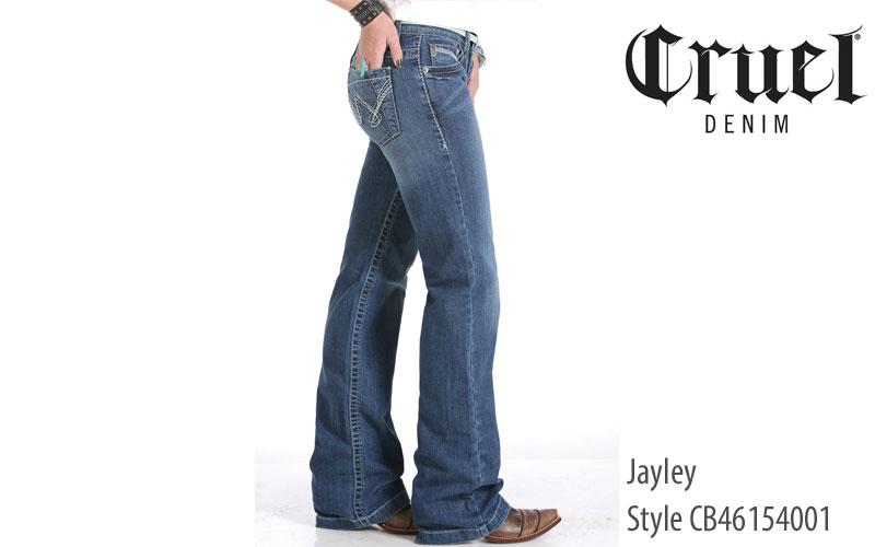 Cinch Jayley Women's Relaxed Fit Jeans