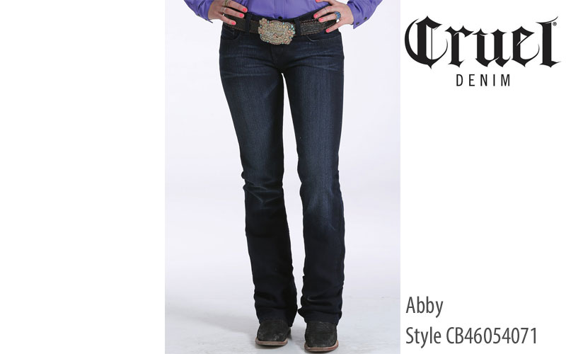 Cruel Abby slim fit jeans