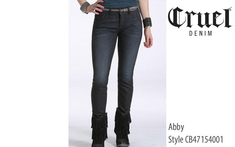 Cruel Abby women's skinny jeans