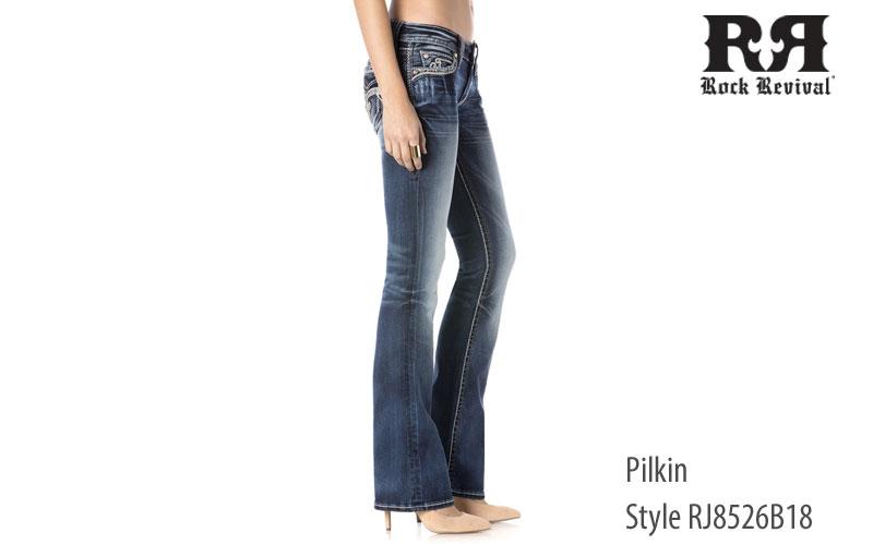 Rock Revival women's Pilkin bootcut jeans