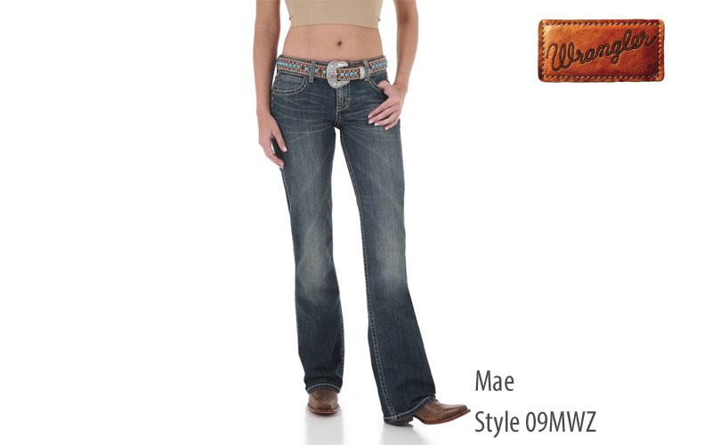 Wrangler Mae women's regular fit jeans