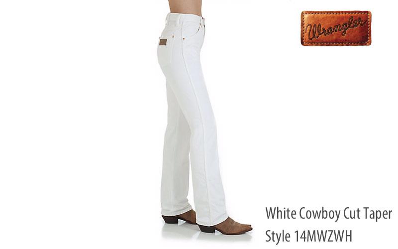 Wrangler Cowboy Cut women's slim fit jeans