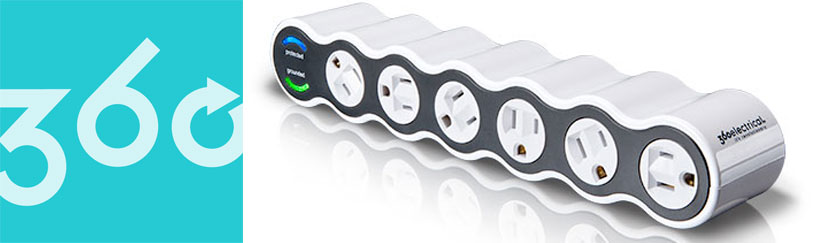 360 Electrical Surge Protectors at Smith & Edwards