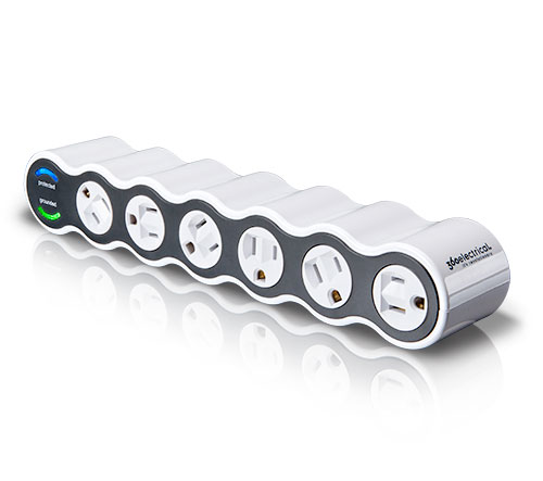 360 Electrical Powercurve Surge Protector & USB Charger