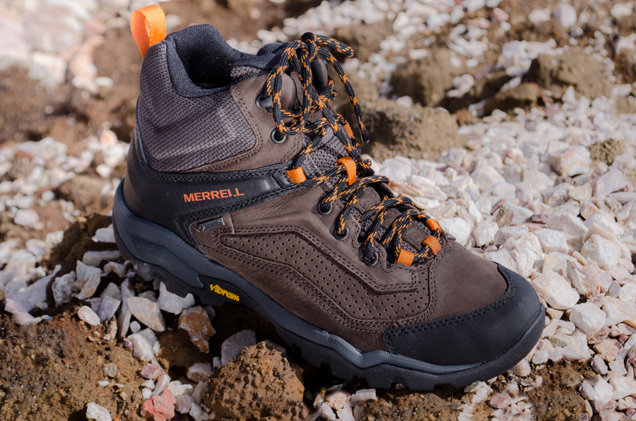 Merrell Men's Everbound Mid GTX Hiking Boots