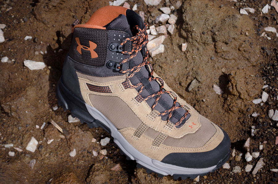 Under Armour Defiance Hiking Boots