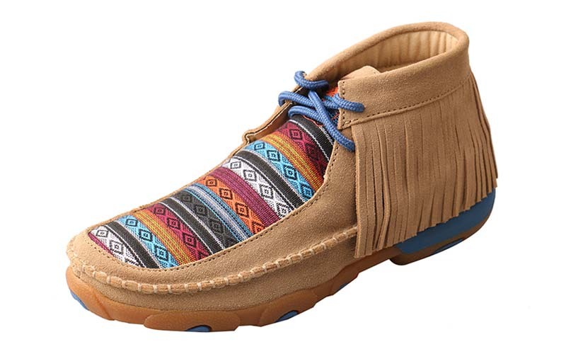 Twisted X Serape Fringe, WDM0064