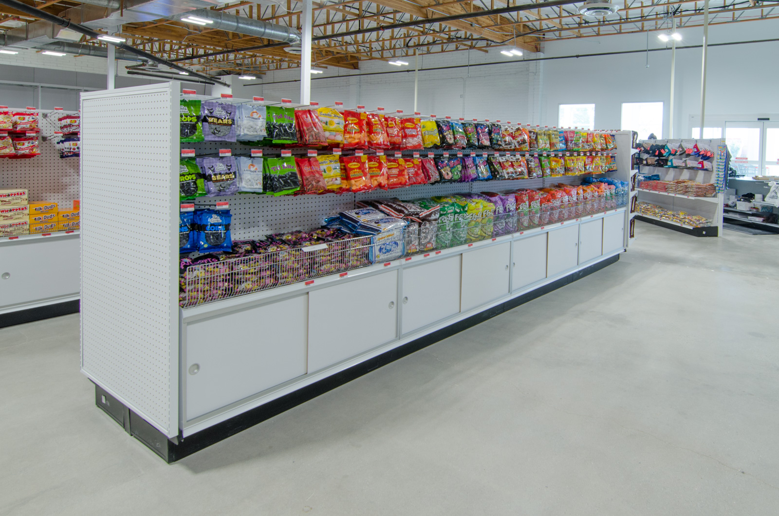 Candy department