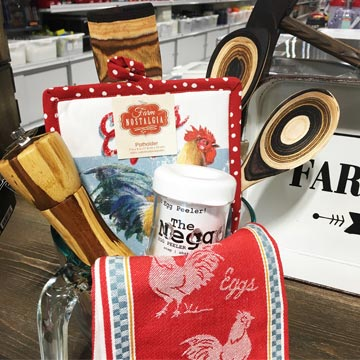 Rooster Themed gift bundle
